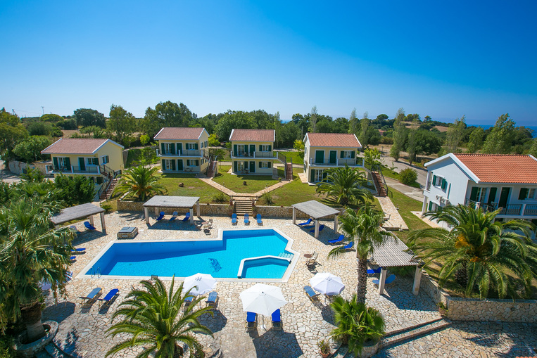 Liakas Village Apartments, Spartia, Kefalonia