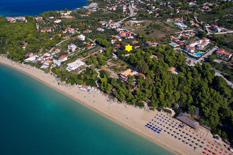 Makris Gialos holiday apartments