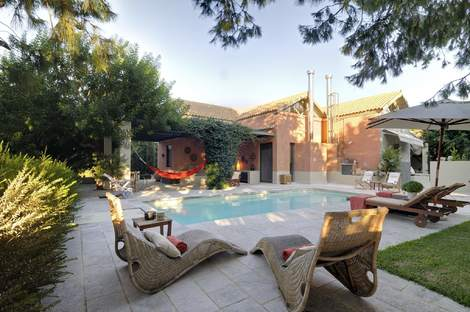 Boutique  Villa -The Grape House